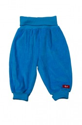 Baby Nickihose blau Bio Baumwolle People Wear Organic